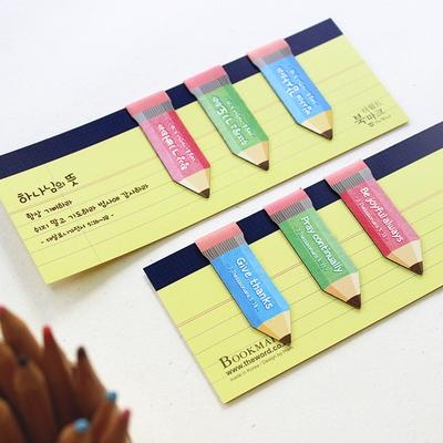 말씀연필 북마크 set (3개)