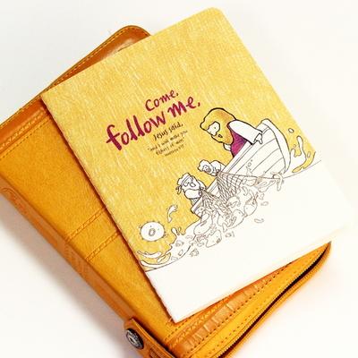 말씀 미니노트- Jesus (follow)