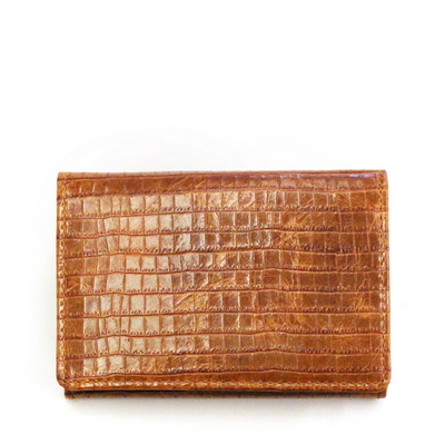카트리나 명함카드지갑 (tan)