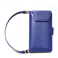핸드폰 지갑 (blue) 전기종 가능