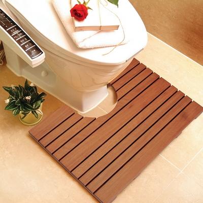 니야또원목발판 원목발판 나무 매트 발판 욕실