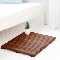 프리미엄원목발판 원목발판 나무 매트 발판 욕실