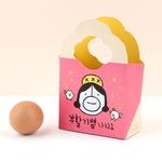 부활절 달걀백-든든핑크312(10개)