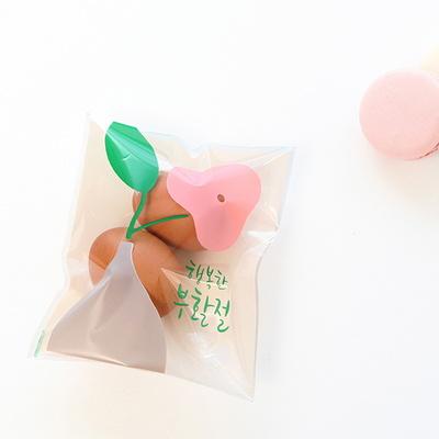 부활절 2구 접착식비닐(30매)_아이보리414