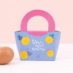 부활절 달걀백(10매)_핑크320