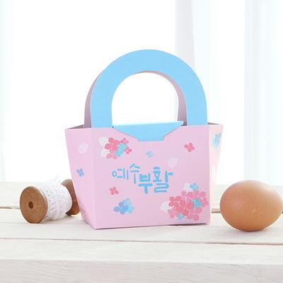 부활절 달걀백(10매)_러블리핑크325
