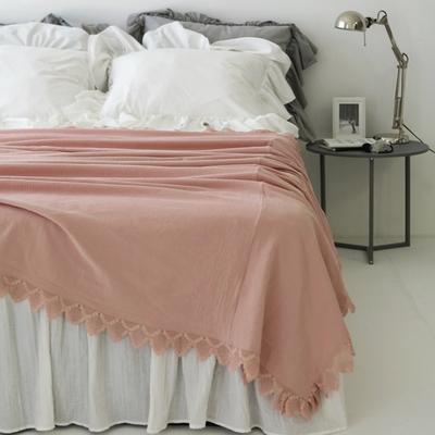 허니비 레이스 스프레드-핑크