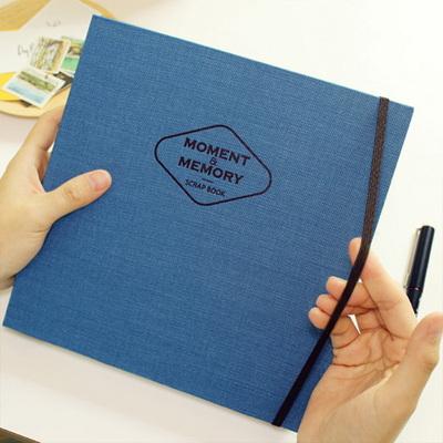 Moment n Memory Scrap Book L