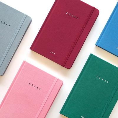 2018 ESSAY A6 diary (날짜형)