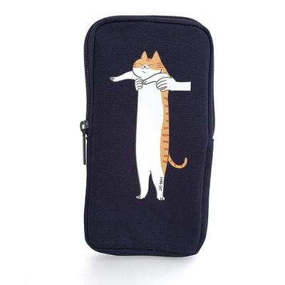 navy pouch long cat series (4종)