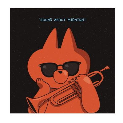 토트백 _ Round about midnight (2colors)