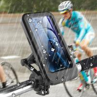 오토바이 방수케이스 핸드폰 자전거 거치대 커버