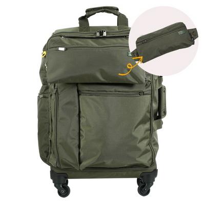 스크램블러 소프트 캐리어 24인치 여행가방 (3Color)