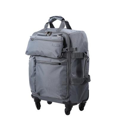 스크램블러 그레이 소프트 여행가방 20형