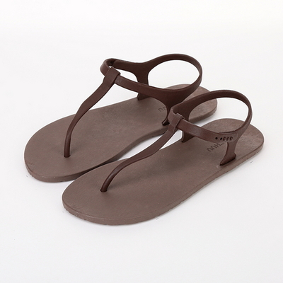 Sandal, Brown-Chocolate