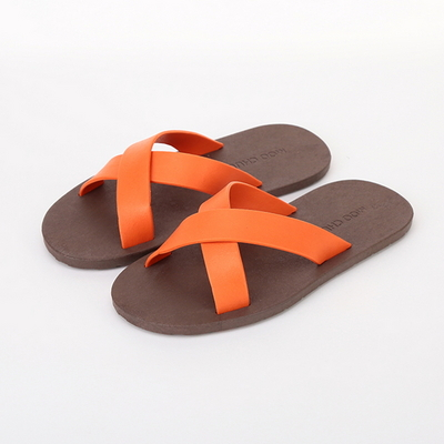 Cross, Brown-Orange