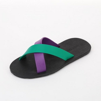 Cross, Black-Green&Violet
