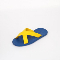 KIDS Cross, Blue-Yellow