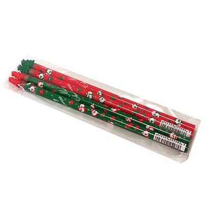 크리스마스 트리 연필