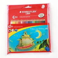 스테들러 루나색연필-24색세트