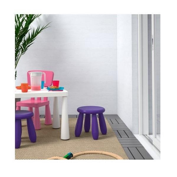 MAMMUT  어린이 스툴 - 이케아, 10,900원, 가구, 의자