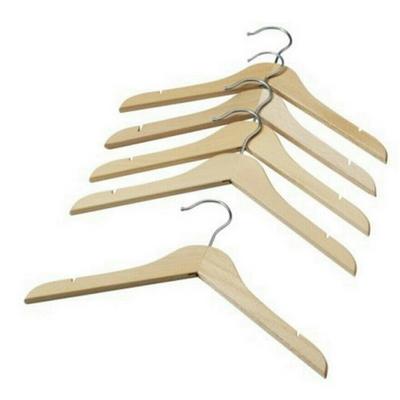 HANGA 어린이옷걸이(wood)