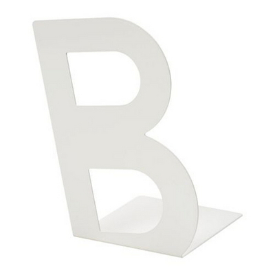 BUSBASSE 북엔드-화이트