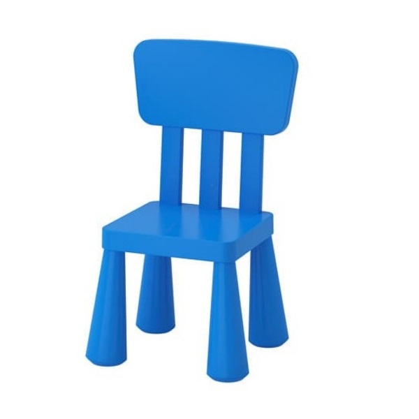 MAMMUT 어린이 의자 - 이케아, 21,900원, 가구, 의자
