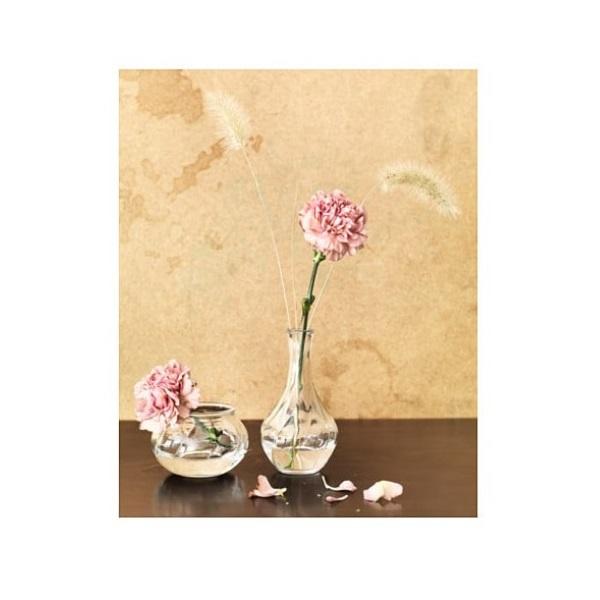 VILJESTARK 꽃병-유리 - 이케아, 3,900원, 화병/수반, 기타화병
