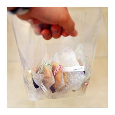 대용량 PE무지봉투(미니)-100매