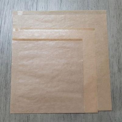 L자봉투(와플,토스트,햄버용) 줄무늬크라프트15-200장