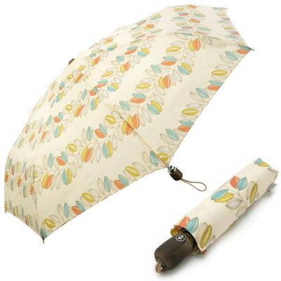 VOGUE 보그 3단 자동 우산(양산겸용) - 잎새