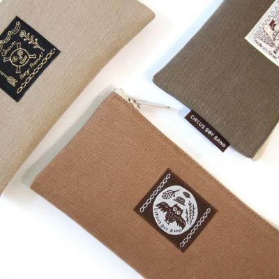 Canvas pouch S 02