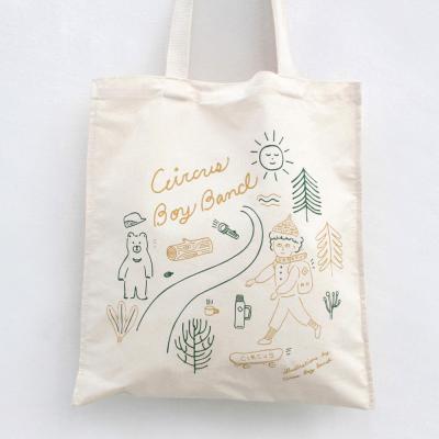 CBB cotton bag M 04 (2style)