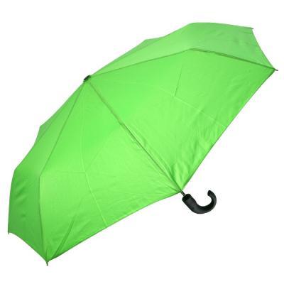 [rain s.] 프리미엄 곡자 핸들 3단 자동 우양산 - R2311_green