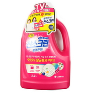 lg생활건강 테크 산소크린 액체 2.4kg