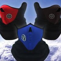 스키 보드 자전거 방한마스크 통풍시스템 귀마개겸용