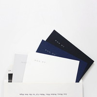 (응원카드 엽서) 위시카드(wish card)24종