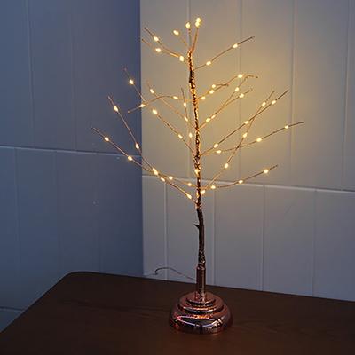 X-MAS 나뭇가지 LED 조명