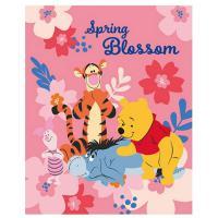 디즈니 그림그리기 DIY 곰돌이 푸 핑크 블러썸 40X50