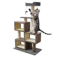 고양이 놀이터 캣타워 스크래쳐 INT 005 고양이장남감