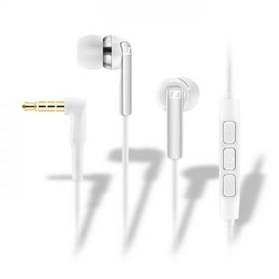젠하이저 CX 2.00i 이어폰 - White (iOS용)