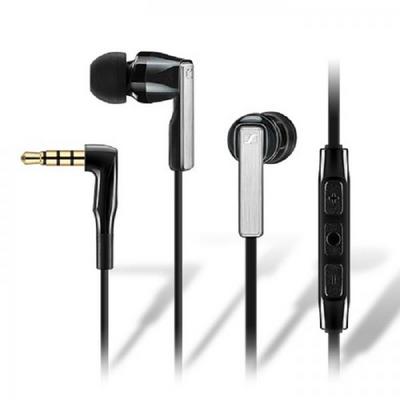 젠하이저 CX 5.00i 이어폰 - Black (iOS용)