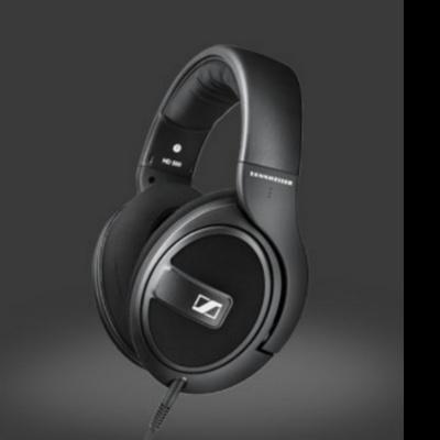 젠하이저- HD 569 밀폐형 오버이어 헤드폰 (BLACK)