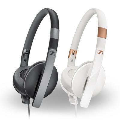 젠하이저- HD 2.30 G/i 밀폐형 / 온이어 헤드폰 (BLACK/WHITE)