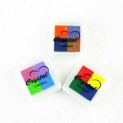 Mini 4색 잉크패드 3TYPE