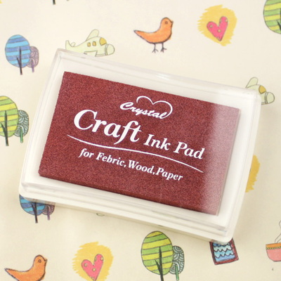 crystal Craft 잉크 패드_14COLOR