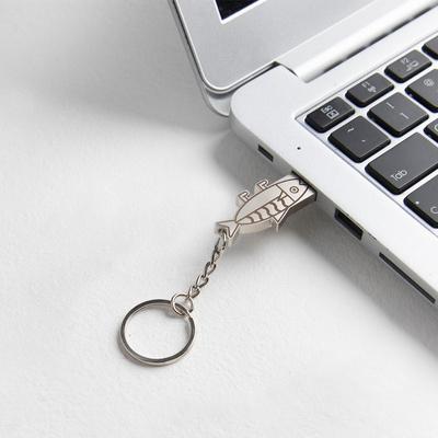 꼬등어 금속 USB 64GB