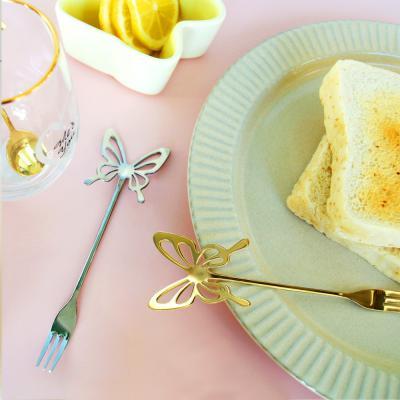 프랑프랑 버터플라이 티스푼 (4종택1)