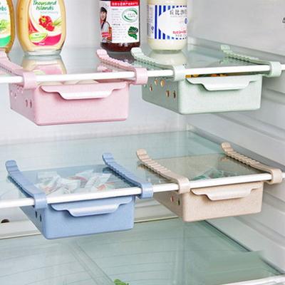 내츄럴 냉장고 보조 수납함
